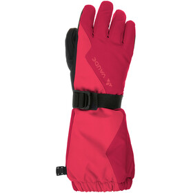 VAUDE Snow Cup Gloves Kids bright pink